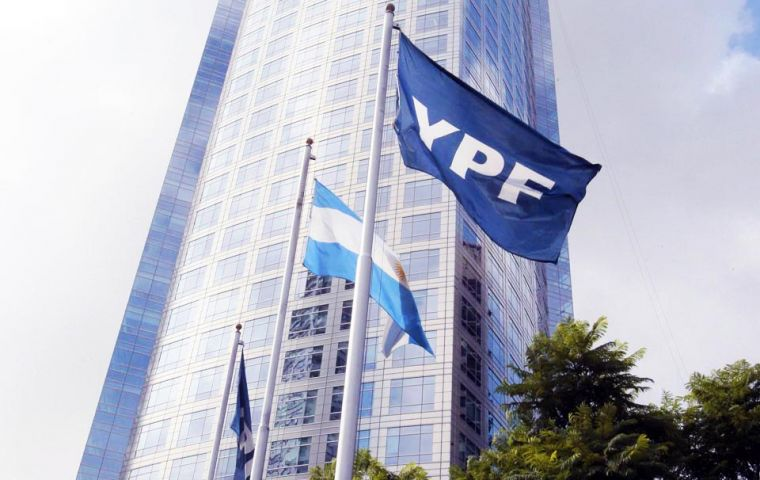 YPF earnings have been cushioned from the collapse of international oil prices by a government-controlled price for domestic production: $78 dollars a barrel
