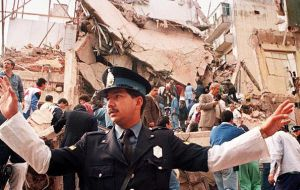 The 1994 bombing of the AMIA Jewish community center in Buenos Aires killed 85 people and left hundreds injured.