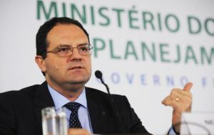 "Planning Minister Nelson Barbosa believes Brazil would not lose the investment grade rating, calling the country's fiscal trajectory ""sustainable."""