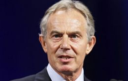 """Labour party is in more mortal danger today than at any point in the over 100 years of its existence"" argued former PM Tony Blair in The Guardian"