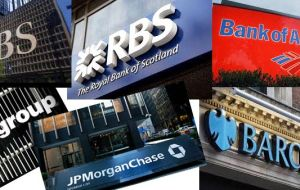 The Banks Include Hsbc Barclays Bnp Paribas Bank Of America Jp Morgan
