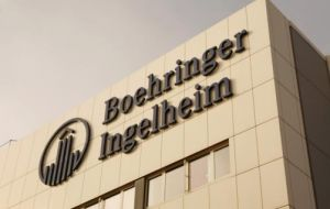 Originally the drug was produced by German company Boehringer Ingelheim. Sprout bought the drug from that company after it was turned down by FDA