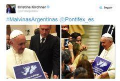 Cristina ha costantemente Fatto Pressioni al Papa di intervenire un please di Argentina, ma il Vaticano e Stato chiaro Che Non VUOLE Essere coinvolto Nella disputa.