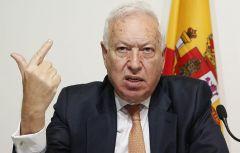 """García-Margallo scagliato sulle vendite di tabacco del rock, che ha detto non possa essere giustificato """", anche se tutti i bambini e le bertucce di Gibilterra fumato""""."""