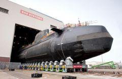 Sommergibili Astute classe hanno la capacità di operare segretamente e rimangono inosservati, nonostante sia il 50% più grande rispetto agli attuali sottomarini Trafalgar Class.