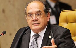 Gilmar Mendes said a 17-month investigation found evidence that Rousseff's Workers' Party (PT) was indirectly funded by money stolen from Petrobras.