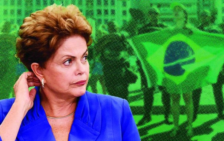TCU alleges Rousseff delayed 40 billion Reais in social payments to artificially bolster fiscal accounts