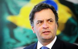 In the event of a presidential dispute, Lula da Silva would be beaten by Aecio Neves in the runoff by 50% to 31%.