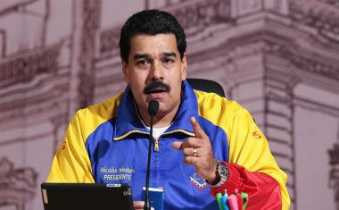 "Maduro accused Colombia of waging ""an attack on Venezuela's economy"", a reference to the rampant smuggling of heavily subsidized food and other goods"