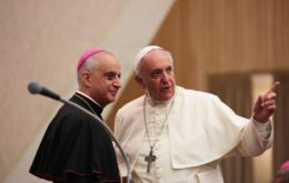 """One of the serious problems of our time is clearly the changed relationship with respect to life,"" the Pope said in a letter addressed to Archbishop Rino Fisichela"