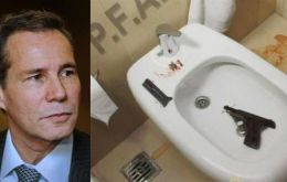 Experts confirmed that three separate laboratory analyses performed on the weapon believed to have killed Nisman tested positive for traces of gunpowder