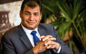 President Correa has repeatedly clashed with the media and has put in place legislation that severely limits press activities and opinions