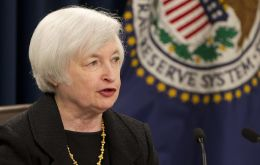 Federal Reserve officials who are meeting to discuss interest rates, have previously said they view low energy costs and a rising dollar as temporary.
