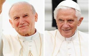 The previous two popes, John Paul II and Benedict XVI, each prodded gently for change when they visited Cuba, in 1998 and 2012 respectively.