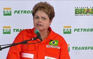 While Rousseff has not been personally implicated in the scandal, she was chair of the Petrobras board from 2003 to 2010.