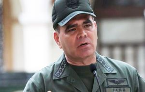 "Defense Minister Padrino Lopez said that Venezuela was conducting military exercises ""because we are really preparing ourselves"""
