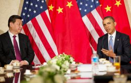 Obama and Xi are   likely to have tense talks over allegations of cyber theft and a Chinese military buildup in the South Chinese Sea.