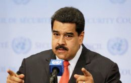 Maduro's invitation comes amidst Guyana's concerns, following Venezuela's increased military presence on the border it shares with Guyana.