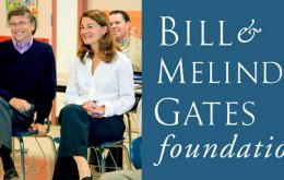 Created in 2000 by Microsoft Corp co-founder Bill Gates and his wife Melinda, the foundation focuses on improving education and health and reducing poverty.