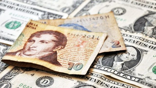 Argentina S Official Peso Rate Which Is Controlled By The Central Bank Was At 9 405 Pesos Per Dollar On Friday