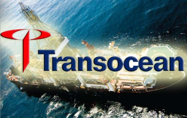 """Transocean is investigating allegations made by Mr. Musa and will continue its efforts to ensure no violation of company policy or law has, or will, occur"""