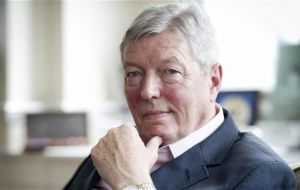 """I am fully supportive of self determination… is it their decision to make"", explained former home secretary Alan Johnson"