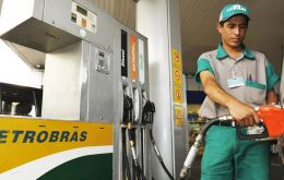 The price hikes, 6% and 4%, are the first since increases of 3% for gasoline and 5% for diesel imposed in November 2014.