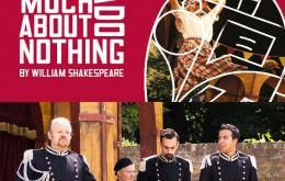 Renowned theatre company The Globe will present William Shakespeare's 'Much ado about nothing' this week at Santiago