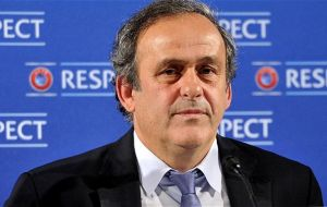 Platini also plans to appeal against his 90-day suspension. The Frenchman is a leading candidate in FIFA's presidential election in February