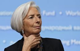 """Compared to 15 years ago, the region has changed for the better. It is now standing on much more solid ground,"" Lagarde said"