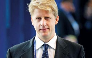 "Universities and Science Minister Jo Johnson said ""the £200 million investment secures the U.K.'s position as a world leader in polar research"""