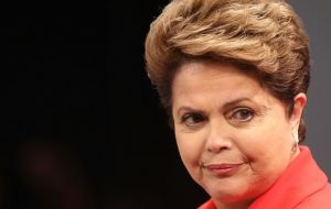 Rousseff, deeply unpopular received a breather as she scrambled to secure backers in Congress ahead of an eventual impeachment trial.
