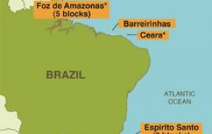 The Libra field, discovered in 2010, covers about 1500sq km and contains between 8-12 billion boe, according to Brazil's national petroleum agency, ANP.