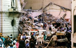 The suspects are being investigated for involvement in the 1992 attack against the Embassy of Israel, which killed 29 people and injured more than 200.