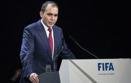 In a letter to FIFA's 209 member federations, Ali explained why he was running again after being defeated by Sepp Blatter in the May election.