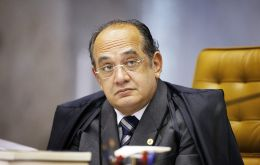 The probe opened on 7 Oct, on a decision by Superior Electoral Court Justice Gilmar Mendes