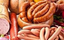 Each 50-gram (1.8-ounce) portion of processed meat eaten daily increases the risk of colorectal cancer by 18%, the agency estimated.