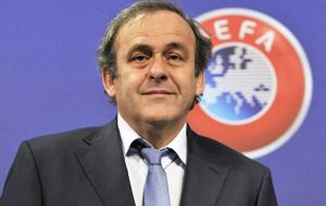 With two Asian candidates, Prince Ali Bin Al Hussein and Sheikh Salman bin Ibrahim Al Khalifa, UEFA felt the need to offer an alternative to Platini