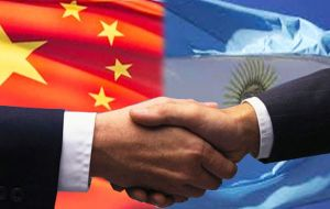 In the last few years Beijing has become a key partner for Buenos Aires, in terms of both trade and financial assistance, and military modernization.