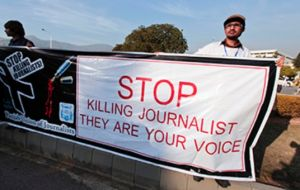 Unesco spearheads the UN Plan of Action on the Safety of Journalists and the issue of Impunity, which is promoting concerted action among UN agencies