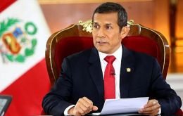 Humala said the move aimed to spur development in the La Yarada-Los Palos area on the border with Chile and improve living conditions for its inhabitants.