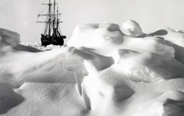 The RGS exhibition 'The Enduring Eye: The Antarctic Legacy of Sir Ernest Shackleton and Frank Hurley' opens on November 21th.