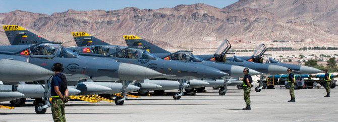 Argentina to purchase Israel fighter jets, according to ...
