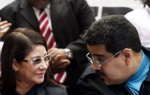 In Haiti the nephews of Maduro's wife, Venezuela's First Lady, Cicilia Flores were arrested by DEA officials over accusations of drug-trafficking to the US