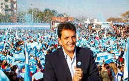 The clue are the five million votes of Sergio Massa, third ranked in the 25 October first presidential round