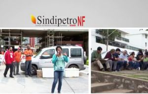 SindipetroNF members on 51 offshore units, including production platforms, drill-ships and support vessels, voted on Saturday against the offer