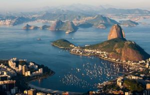 Rio de Janeiro in Brazil will host the 2016 Summer Olympic Games. Paris is bidding for the 2024 Summer Olympics.