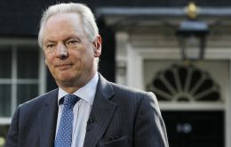 UK Minister of State for Trade and Investment Lord Francis Maude underlined the significance of the US$500m line of credit for Petrobras.