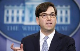 White House Economic Adviser Jason Furman said slowing foreign demand is inhibiting the economy and Congress needs to focus on domestic spending.