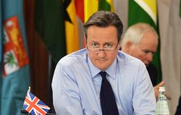 "PM David Cameron has pledged to set up a Commonwealth unit to target the ""scourge"" of extremism."